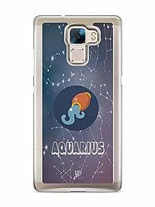 YuBingo Aquarius Designer Mobile Case Back Cover for Huawei Honor 7