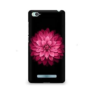 Motivatebox- Floral Love Premium Printed Case For Xiaomi Redmi Mi5 -Matte Polycarbonate 3D Hard case Mobile Cell Phone Protective BACK CASE COVER. Hard Shockproof Scratch-