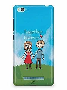 YuBingo Together, Forever… Designer Mobile Case Back Cover for Xiaomi Mi4i LTE