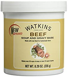 Watkins Beef Soup and Gravy Base 8.29oz