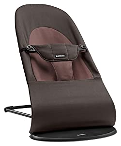 BABYBJORN Bouncer Balance Soft, Brown/Chestnut