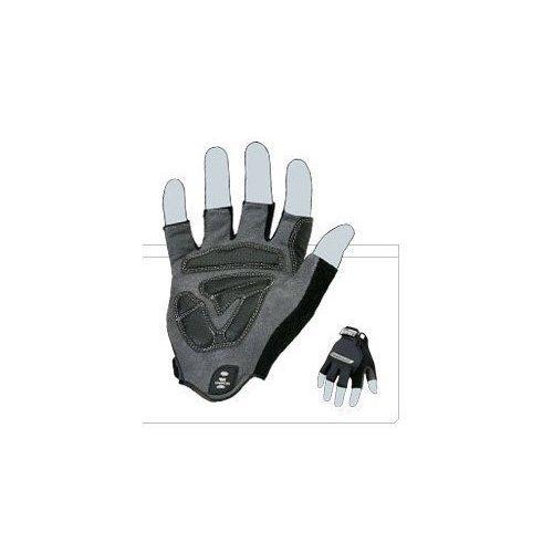 Ironclad MFI-04-L Mach-5 Vibration Impact Gloves, Large