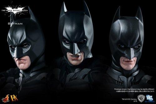 【ムービー・マスターピース DX】 『ダークナイト ライジング』 1/6スケールフィギュア バットマン (2次出荷分)