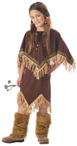 American Indian Princess Costume for Kids