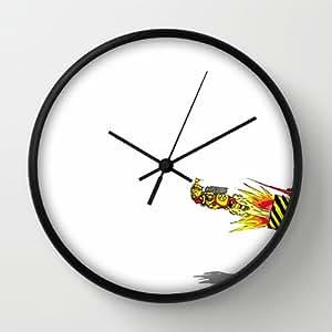 Custom Art Design Wall Decor Clock Warhammer K