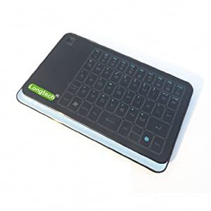 2013 NEW ARRIVAL LOFREE MT-200 MULTI-TOUCH 2.4GHZ WIRELESS MINI TOUCHPAD KEYBOARD FOR WINDOWS 8 BY @CHI