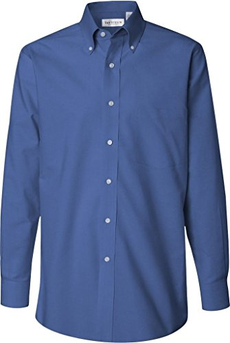 Van-Heusen-Pinpoint-Oxford-Shirt