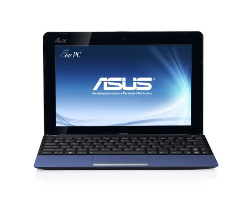 ASUS Eee PC 1015PX-PU17-BU 10.1-Inch Netbook (Blue)