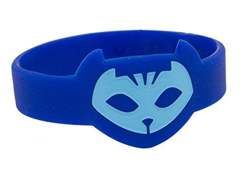 [Catboy PJ Masks Wrist Band] (Cat Masks For Kids)