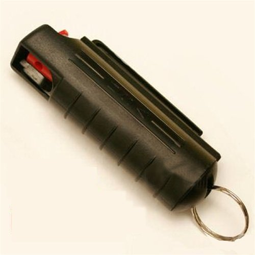 Crime Halter Self Defense 15% Pepper Spray