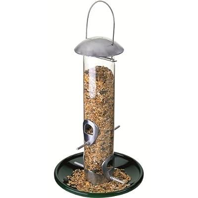 Gardman Wild Bird Feeder Seed Tray For Garden Bird Table Pole