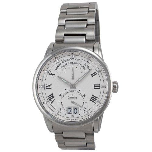 Charmex Men's 1960 Zermatt Retrograde Big Date Calendar Watch