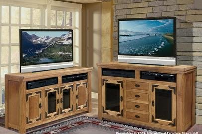 Artisan Home Furniture Lodge 100 Series 60 inch TV Stand (LHR 105 STAND)