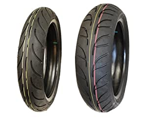 NEW NANKANG ROADIAC 120/70ZR17 & 170/60ZR17 | FRONT & REAR Motorcycle Tire Set (120/70R17 & 170/60R17)