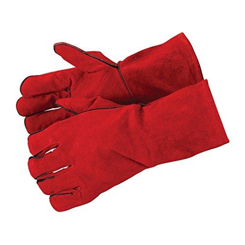 silverline-282389-guantes-para-soldador-330-mm
