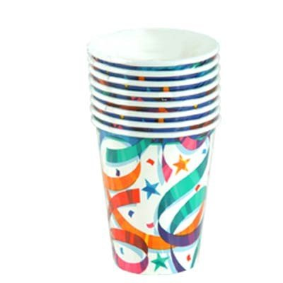 Party Streamers HOT / Cold Cups - 1