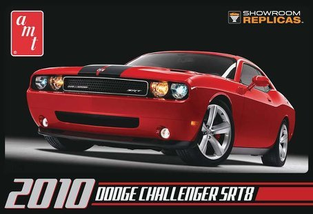 AMT 2010 Dodge Challenger SRT8 1/25 Car Model Building Kit (Amt Model Car Kits compare prices)