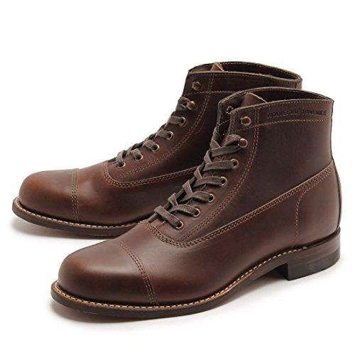 ウルヴァリン ロックフォード 1000マイル キャップ トゥ ブーツ WOLVERINE ROCKFORD 1000MILE CAP TOE BOOTS メンズ US8.5(26.5cm) [並行輸入品]