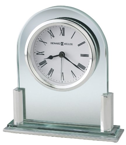 Howard Miller 645-598 Brinell II Table Clock by