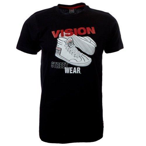 Vision Street Wear Sneaker T-Shirt , schwarz