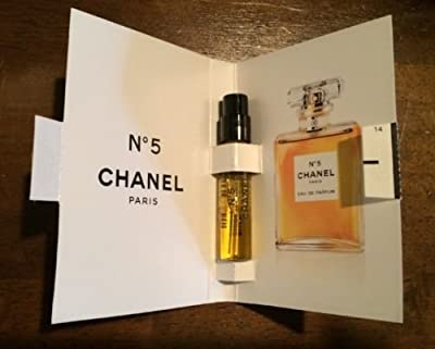 Chanel No 5 Eau De Parfum_2ml/0.06oz trial size (read description)