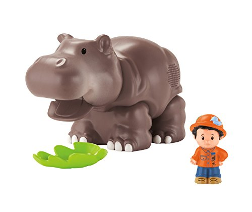 Fisher-Price Little People Hippo - 1
