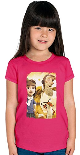 Le-Petit-Prince-Friends-Camiseta-de-las-muchachas-Stylish-T-Shirt-For-Girls-Fashion-Fit-Kids-Printed-Clothes-By-Slick-Stuff