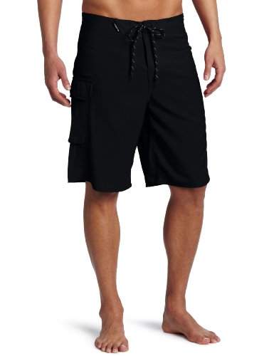 Fox Men's Soleed Boardshort, Black, 32