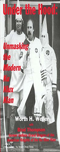 Under the Hood: Unmasking the Modern Ku Klux Klan (Klan Hood compare prices)