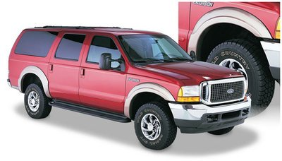 Bushwacker 20910-02 Bushwacker OE Style Fender Flare Ford Excursion (2005 Ford Excursion Fender Flares compare prices)
