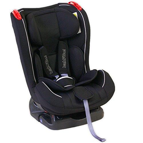 BabyGo! 新生児から7歳まで使えるチャイルドシート 0-7