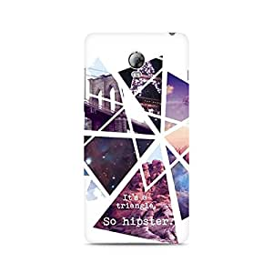 Mobicture So Hipster Premium Printed Case For Lenovo Vibe P1