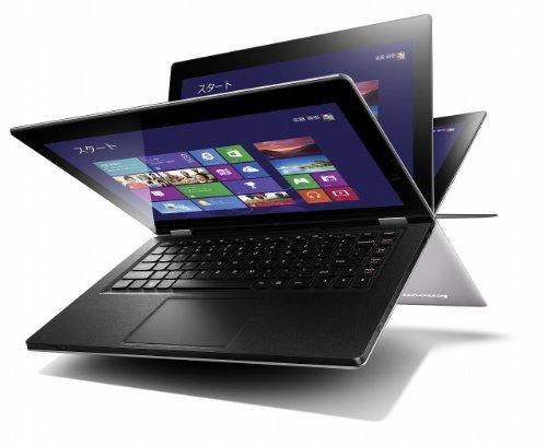 IdeaPad Yoga 13(Corei7-3517U/8G/SSD128GB/13.3/APなし/Win8(64bit)) シルバーグレー 2191-2BJ