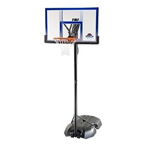 Lifetime panier de basket sur pied armature m tallique peinture epoxy hauteur - Panier de basket avec pied ...