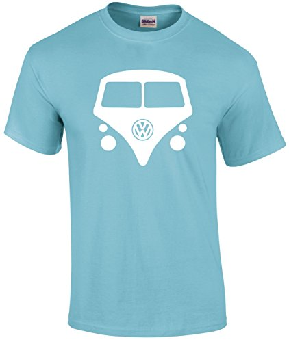 New VW Camper Unisex Premium T-Shirt. Sizes Small to 5XL