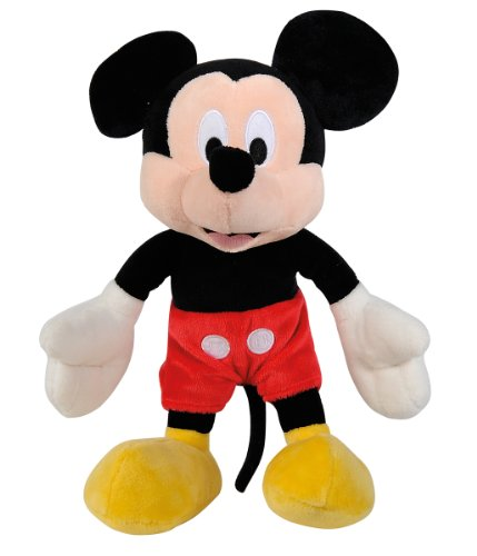 Simba 6315872632 Disney Club House Basic - Peluche di Topolino, 25 cm