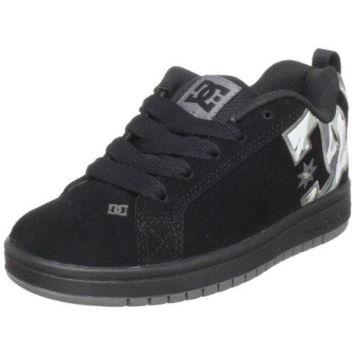 DC Little Kid/Big Kid Court Graffik SE Skate Shoe