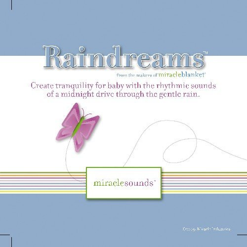 Miracle Blanket - Raindreams Newborn Sleep CD - 1