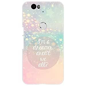 a AND b Designer Printed Mobile Back Cover / Back Case For Huawei Nexus 6P (Nexus_6P_3D_1386)