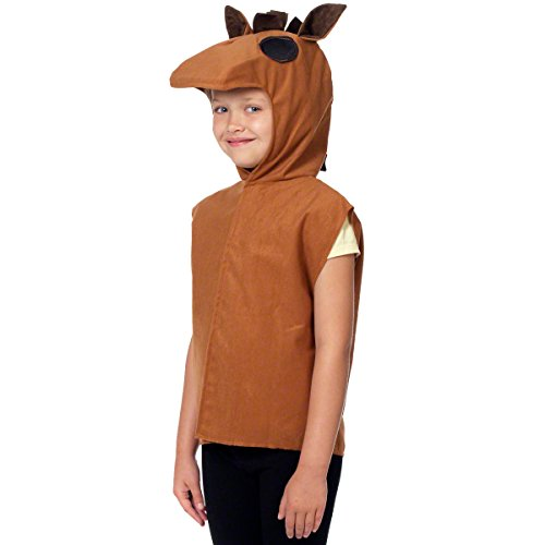 Horse T-shirt Style Costume for Kids