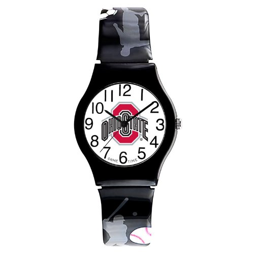Ohio State Buckeyes Game Time JV Youth Wrist Watch at Amazon.com