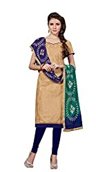 Surbhi Fashion-SDVI-ELIFA11132-Designer Semi Stitched Dress Material