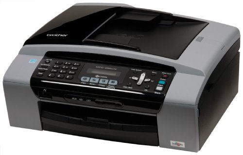 Brother MFC295CN 6 in 1 Multifunction Inkjet Printer