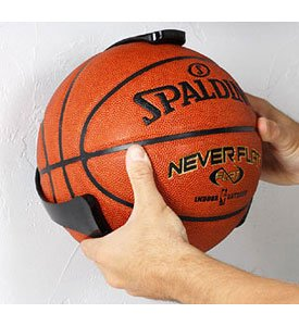 Basketball Ball Claw (Black) (7.75