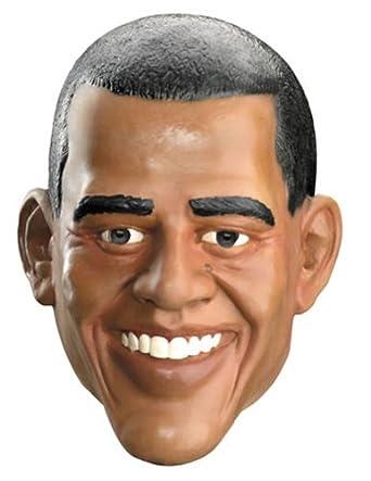 Amazon.com: Scary-Masks Barack Obama Mask Halloween Costume - Most