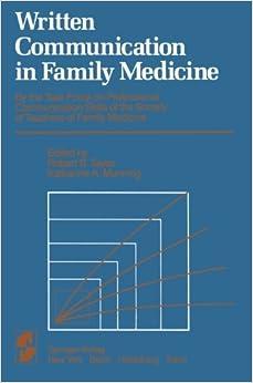 communication skills for medicine pdf