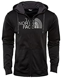 North Face Surgent Half Dome Full Zip Hoodie Mens Style: Cp89-KT0 Size: L