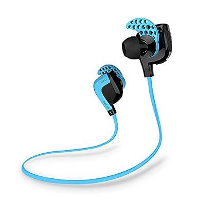 DACOM® Bluetooth 4.1 Hands-free Sports Stereo Headphone Earphone Headset Blue