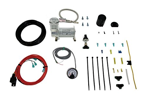 Air Lift 25854 Load Controller Single Heavy Duty Compressor (Jeep Liberty Lift Kit 2003 compare prices)
