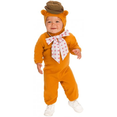 Fozzie Bear Romper Costume - Toddler